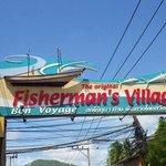 Entrance to Fisherman's Village