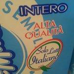 """DA 10 ANNI SOLO LATTE MILANO!! SOLO LATTE ITALIANO """"ALTA QUALITÀ"""""""