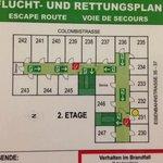 Zimmerplan als Hilfe zur Zimmerwahl