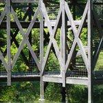 Bridge in the DaVinci Garden