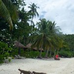 Haad Tien beach