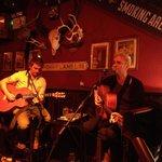Excellent musicians at Bad Bob's