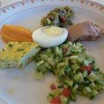 Tunisian Night Meal