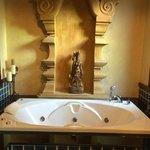 The amazing spa.
