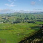 Roughly west view from Te Mata Peak
