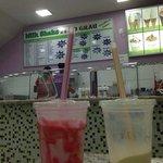 Delicia de milk Shake!!!!