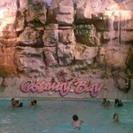 water park wave pool
