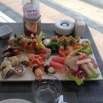 Plateau sushi dreams pour 2