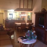 Sala de estar / sala de jantar / cozinha