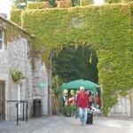 Entrance to Bodelwyddan Castle