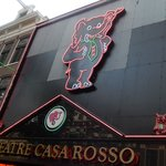 red light district - casa rosso