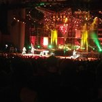 Motley Crue on stage