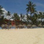 Más habitaciones y zona playa