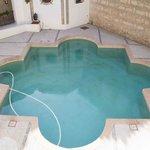 petit basin (pas de piscine)
