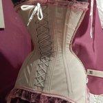sexmuseum - corsetto da bordello inizio '900