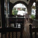 Foto do restaurante do hotel