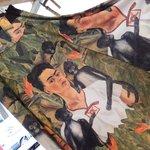 waterlooplein market - gonna frida kahlo