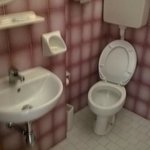 Dettaglio bagno suite 2