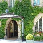 Le très chic Hôtel de la Cité et son restaurant étoilé