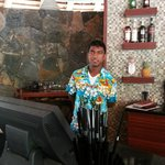 Akash at the Bar
