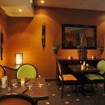 Salle restaurant La Parenthèse