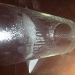Пивной бокал из бара Нектар
