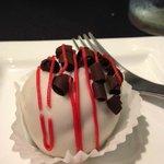 Red Velvet Cake Ball at House 34