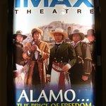 IMAX Alamo movie poster