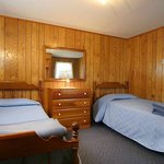 Twin Cottage Bedroom