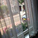 la ventana de nuestra habitación