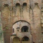 entrata del castello