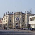 Palacio do Festival de Cinema no Lido de Veneza