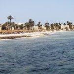 une des plages