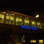 Sky Bar Walk Over at Emerald Beach Resort