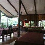 Dinning/reception area
