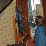 Being Vermeer