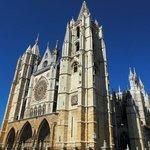 Impresionante  Catedral de León