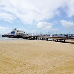Sunny Bournemouth Beach