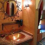 Salle d'eau Chambre No2 Riad Dar Tamlil.