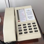 30 year old discoloured phone!