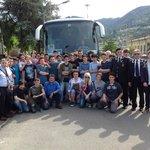 gruppo IIS Badoni di Lecco e gruppo ANMI di Brivio