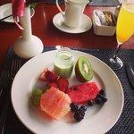 breakfast - even green smoothies!
