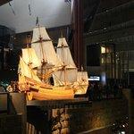 Modell av Regalskeppet Vasa