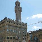 Palazzo Vecchio e Loggia della Signoria