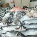 Рыбный магазинчик на углу