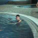 Крытый бассейн с подогревом