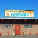 Muzz & Stan's Freeway, S Montana Street, Butte