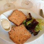 Cake au saumon