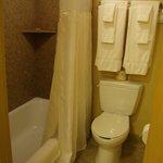 Toilet/Tub