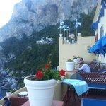 MARINA PICCOLA's View from the balcony
